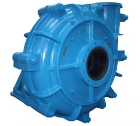 BOMBA PULPA 2X1, 5B-WXR (RUBBER LINED, GLAND SEAL)