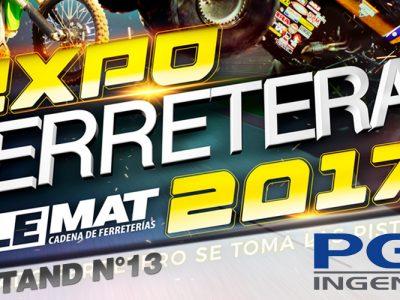 PGIC presente en la Expo Ferretera 2017