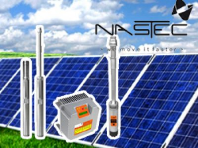 Conoce la línea solar de Nastec