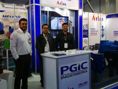 PGIC presente en la Expomin 2018
